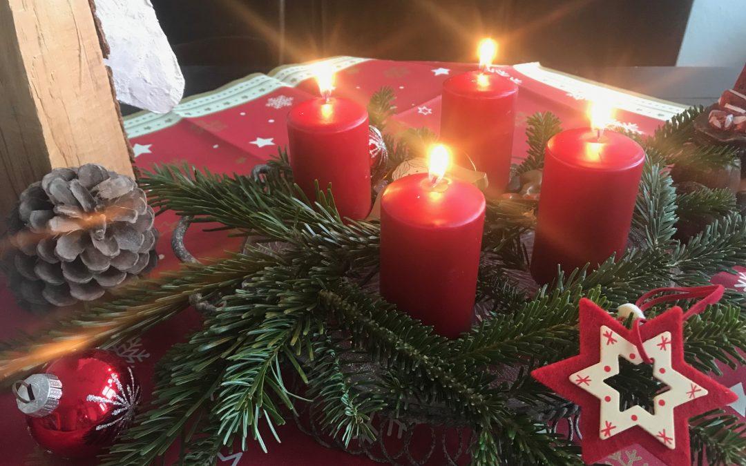 Die Rauhnächte: Wertvolles Ritual zur Vollendung und um 2019 Richtung zu geben