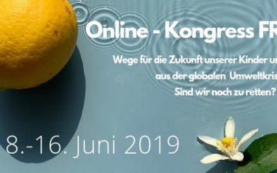 FRUITtalk – juhu! Der erste Online-Kongress, bei dem ich als Expertin am Start bin