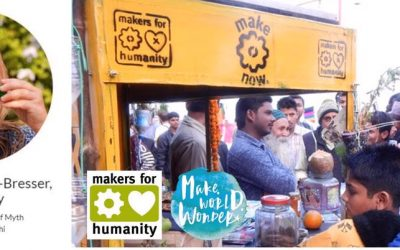 Makers4humanity & my power of myth