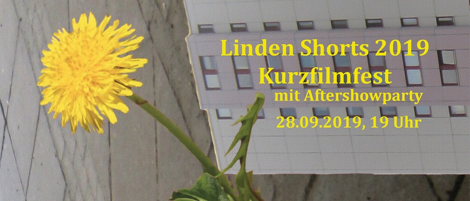"Veranstaltungstipp Kurzfilm-Festival ""Linden Shorts"""