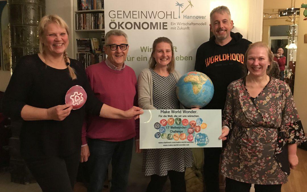 Für eine Wirtschaft, die dem Leben dient: die Gemeinwohl-Ökonomiegruppe Hannover