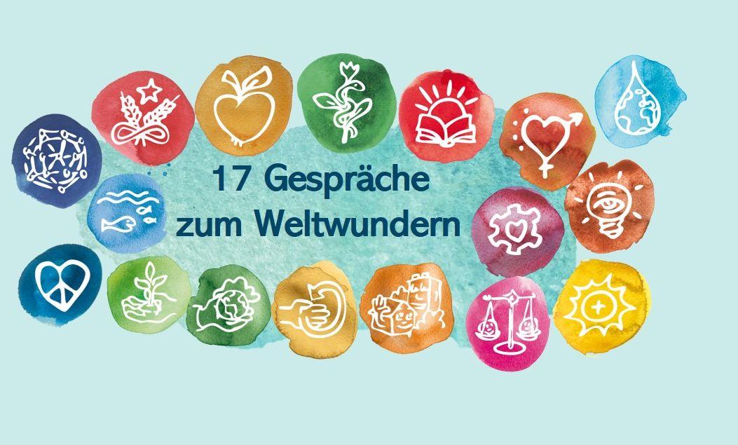 Gespräche zum Weltwundern: Hin zur Vollendung :-)