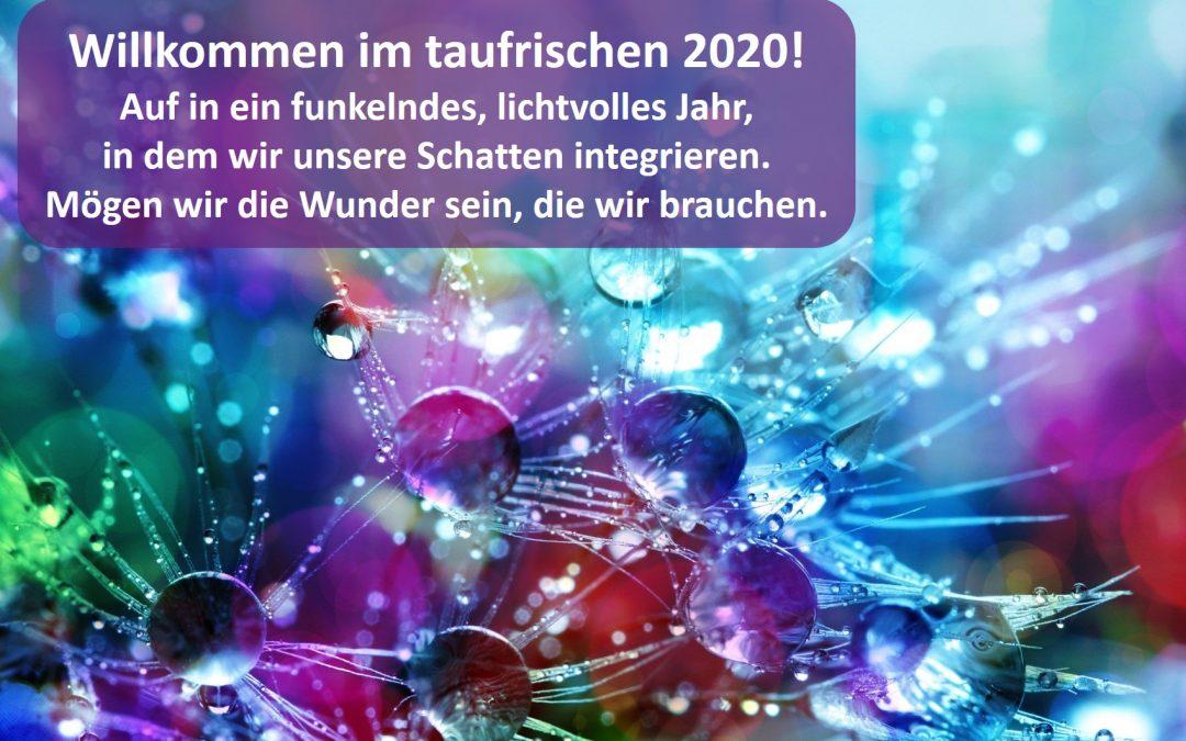 Willkommen 2020: Willkommen im Jahrzehnt der Wunder?