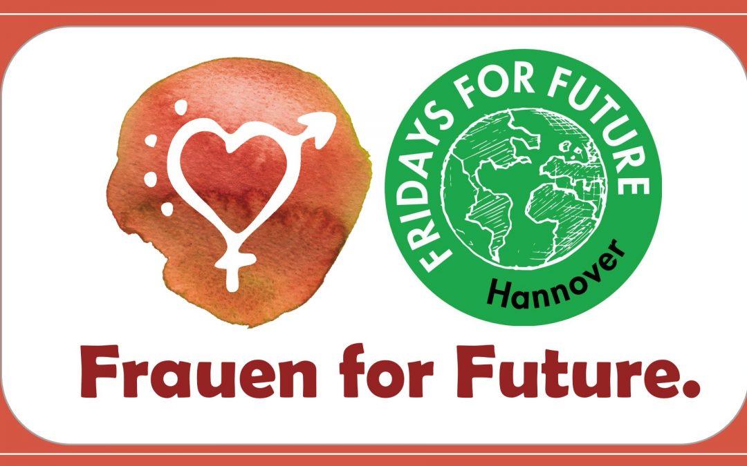 Frauen for Future – Meine Kolumne in der Märzausgabe des Stadtkind Hannover