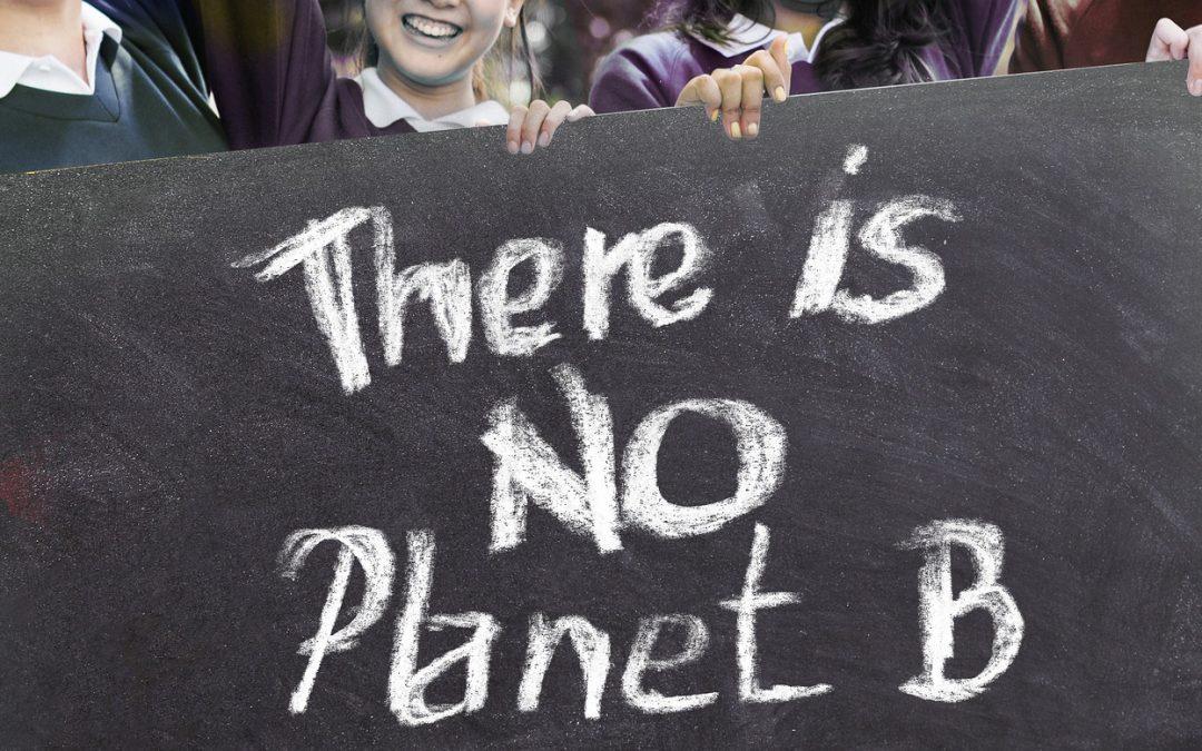 Klimafreundlichkeit wählen